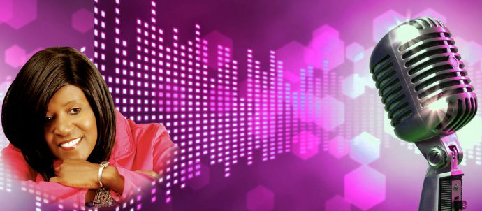 Tina E Clark Presenter of the Smooth Jazz Show Sunday Morning 9am - 11am on Chocolate Radio