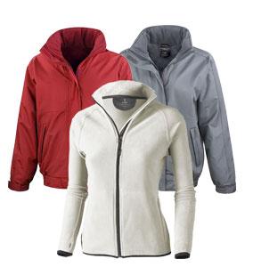 Chocolate radio Ladies jackets, new design coming soon!