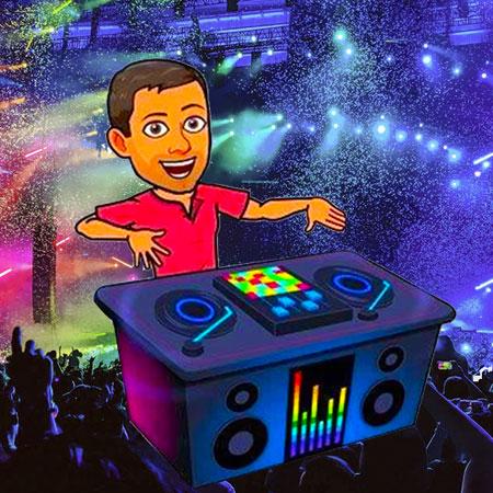 Roger Brooks DJ Saturdays and Sundays 1pm-4pm and Owner Of Chocolate Radio
