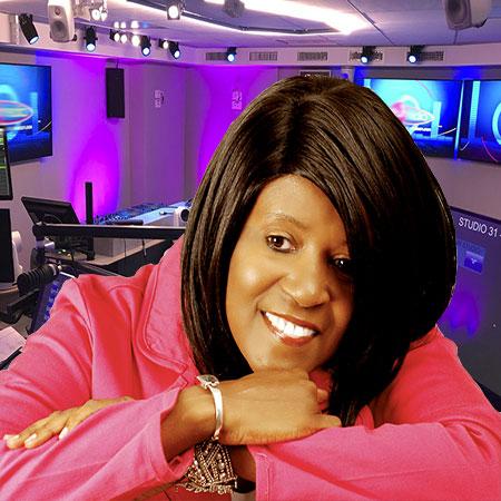 Tina E Clark The Smooth Jazz Show Presenter Chocolate Radio