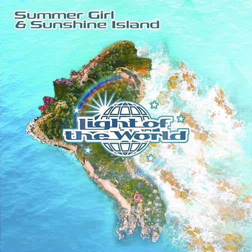 Light Of The World Summer Girl new track September 2020