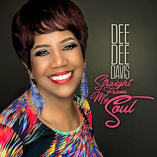 Dee Dee Davis Straight From The Soul LP