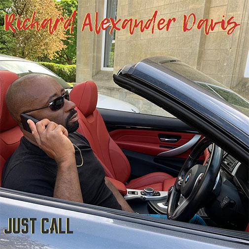 Richard Alexander Davis Just Call single out Oct 2020