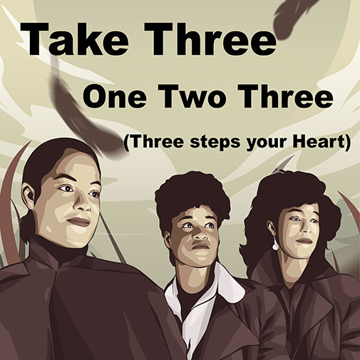 Take Tree One Two Three Single out October 2020