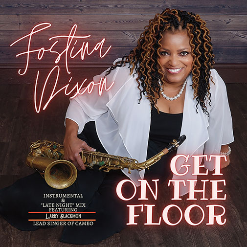 Fostina Dizon New Single Get On The Dance Floor played on Chocolate Radio December 2020