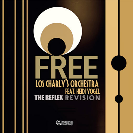 Los Charlys Orchestra Ft Heidi Vogel Free new single played on Chocolate Radio December 2020