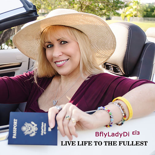 New Single from Bfly Ladi Di Live Life To The Fullest Out February 2021