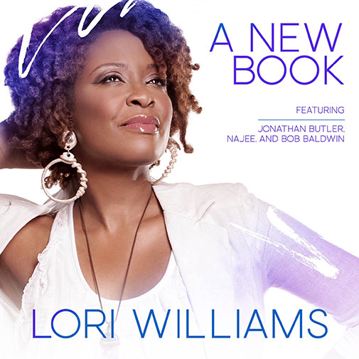 Chocolate Radio Play listed Lori Williams New soul Album A New Book February 2021