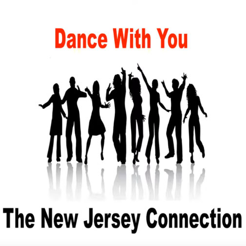 Chocolate Radio Play listed The New Jersey Connection New Dance Track A Dance With You February 2021