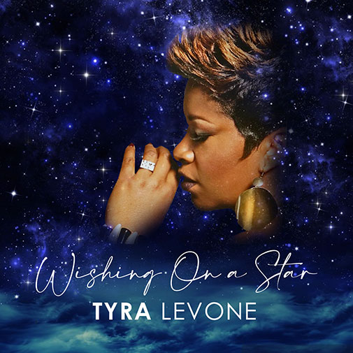 Chocolate Radio Play listed Tyra Lavone New Soul Single Wishing On A Star February 2021