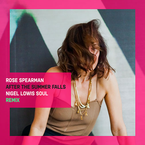 Rose Spearman New Single After The Summer Falls played by Chocolate Radio