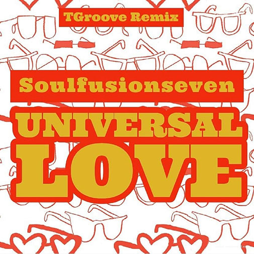 Soulfusionsevern New Single Universal Love played by Chocolate Radio