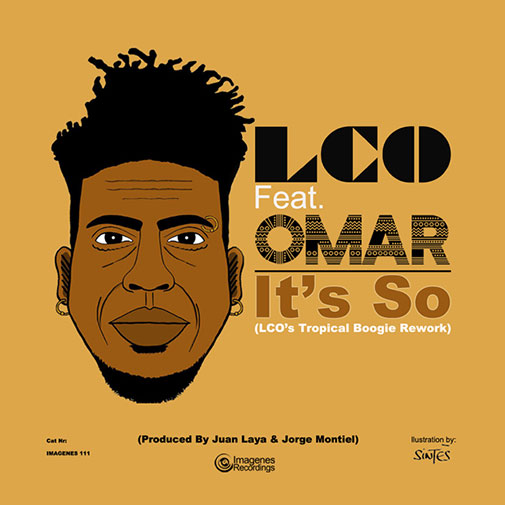 New single release for L.C.O- Ft Omar - It's So out April 2021