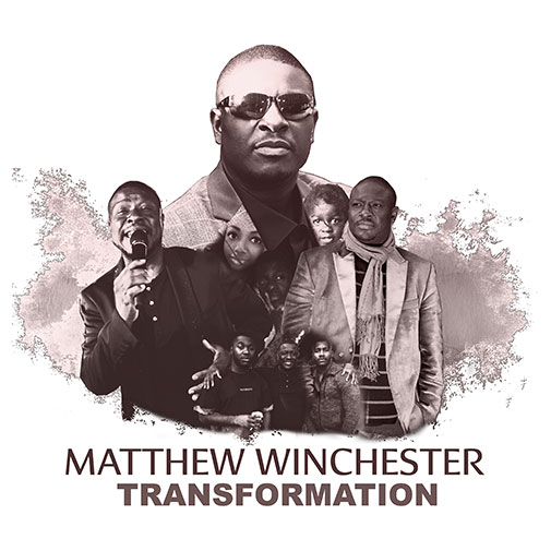 New single release for Matthew Winchester - Transformation out April 2021