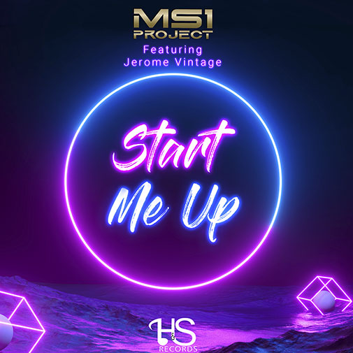 New Soulful Record Releases for April 2021 Include MS1 Project Ft Jerome Vintage Start Me Up
