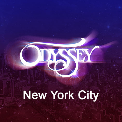 Odyssey Ft Lillian Lope the new single release New York City out June 2021