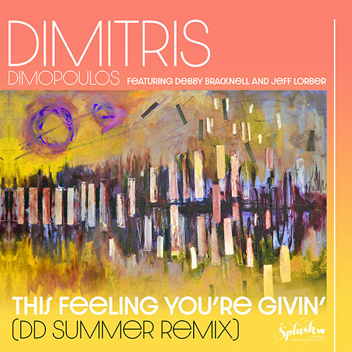 Dimitris Dimopoulos new single This Feeling Your Giving (DD-Summers-Remix) out August 2021