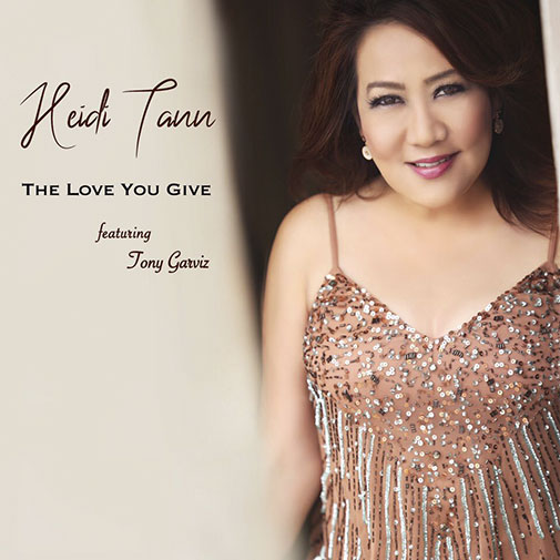 Heidi Tan new single The Love You Gave out August 2021