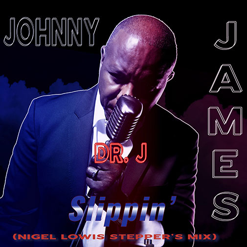 Johnny James aka drJ the new single Slippin out October 2021